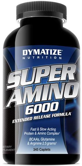 image of Συμπλήρωμα Διατροφής Dymatize Super Amino 6000 345ct