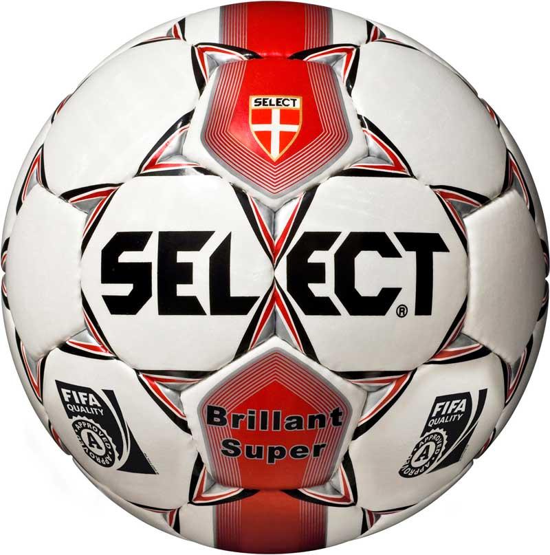 image of Μπάλα ποδοσφαίρου Select Brillant Super