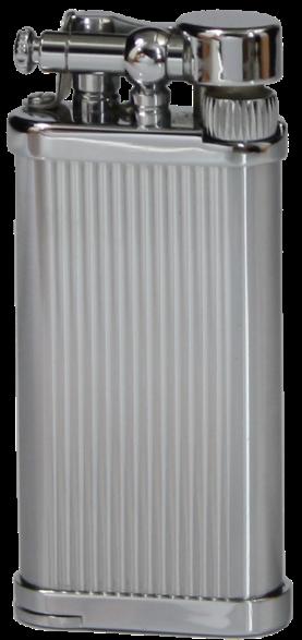 image of Αναπτήρας Corona Chrome Lines Old Boy 64-3306