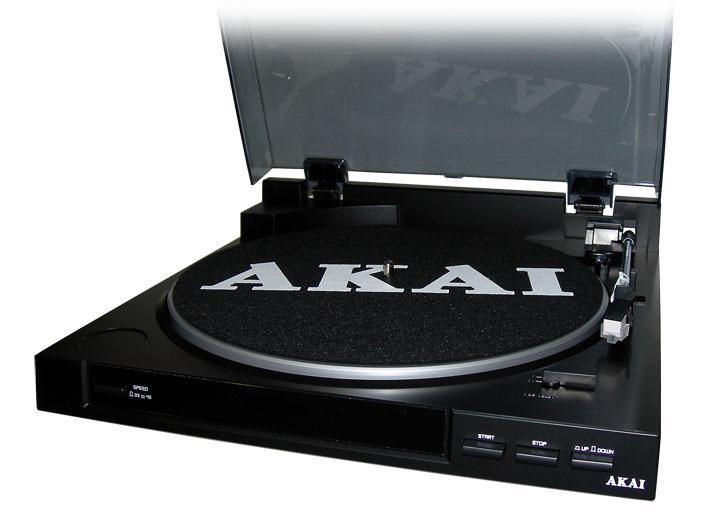 Πικάπ AKAI ATT-001U USB