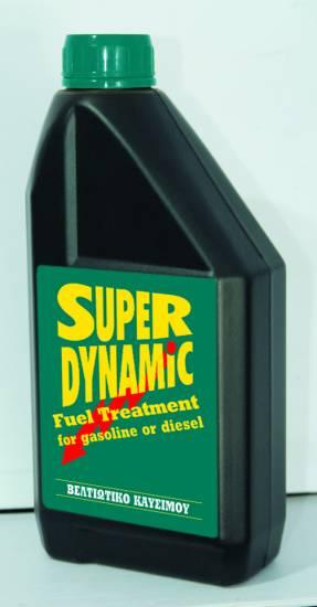 Βελτιωτικό καυσίμου FT Fuel Treatment 1000 Super Dynamic