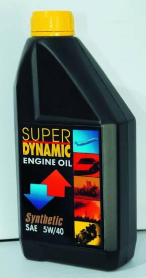 Υπερενισχυμένο συνθετικό λιπαντικό 5W/40 1L Super Dynamic