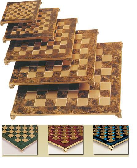 Σκακιέρα Μπρούτζινη 54 Χ 54 cm