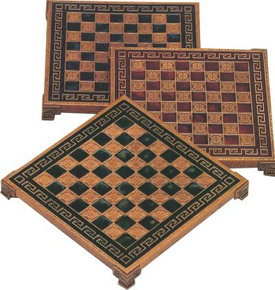 Σκακιέρα Χάλκινη 36 Χ 36 cm