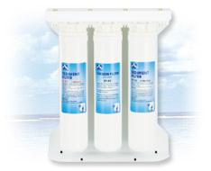 Σύστημα καθαρισμού νερού 3 σταδίων