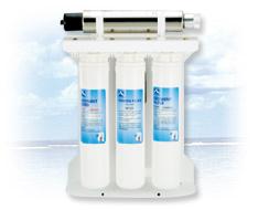 Σύστημα καθαρισμού νερού 4 σταδίων