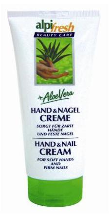 Γερμανική Κρέμα χεριών με Aloe Vera 100 ml Alpi Fresh