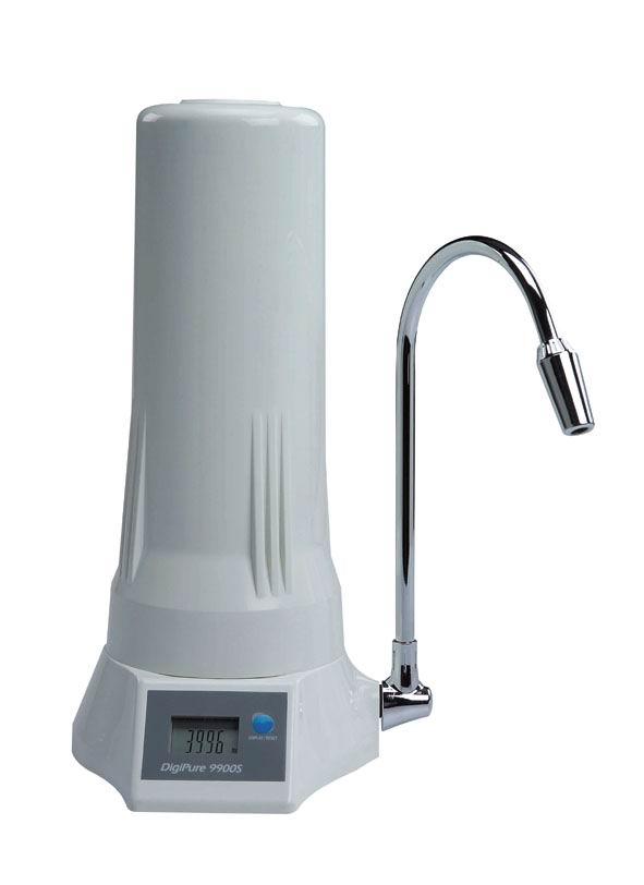Φίλτρο νερού Πάγκου 3 Σε 1 DIGIPURE 9000s (Λευκό)