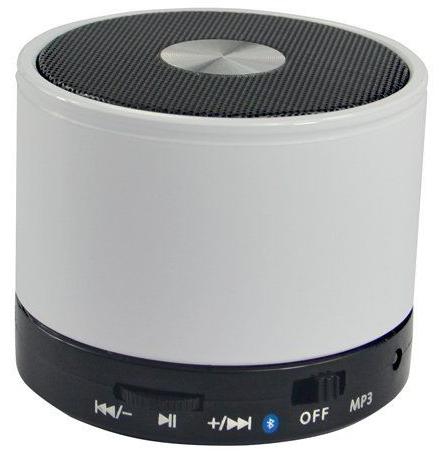 Bluetooth Portable Speaker άσπρο OEM 340