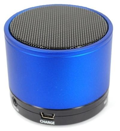 Bluetooth Portable Speaker μπλε OEM 340