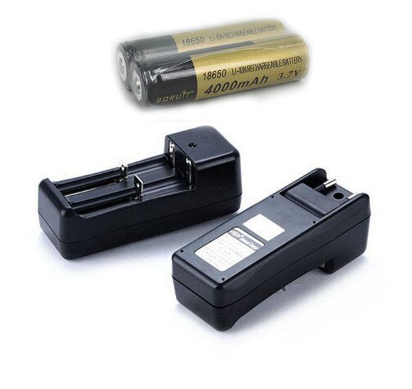 Φορτιστής για μπαταρία 18650/AAA/AA/14500 4.2V/1.2V OEM HG-1206