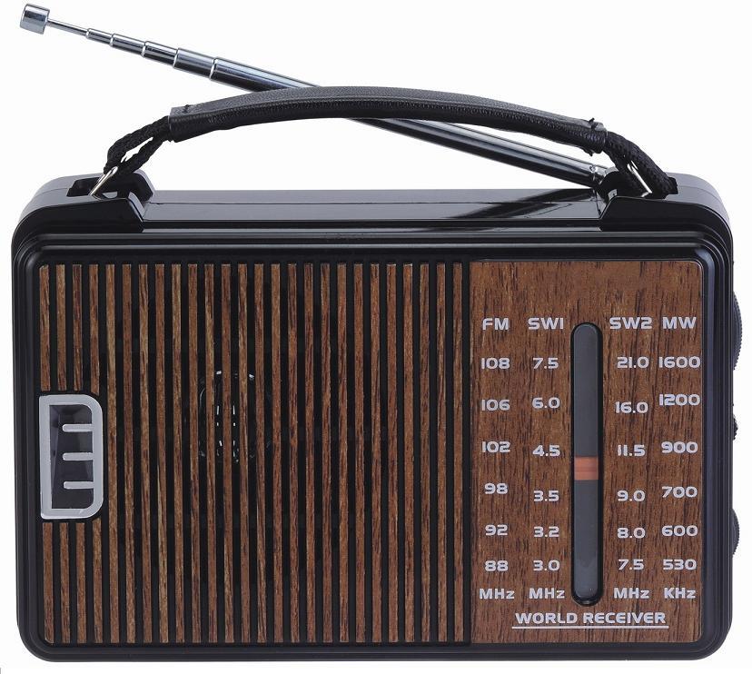 Ηλεκτρικό φορητό ραδιόφωνο Golon RX-608ACW