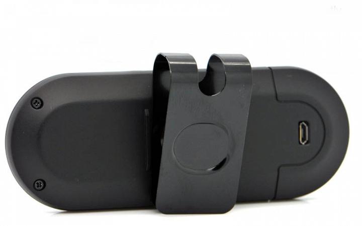 Bluetooth Αυτοκινήτου V4.0 με Ενσωματωμένη Μπαταρία - Car Kit Bluetooth OEM 21976