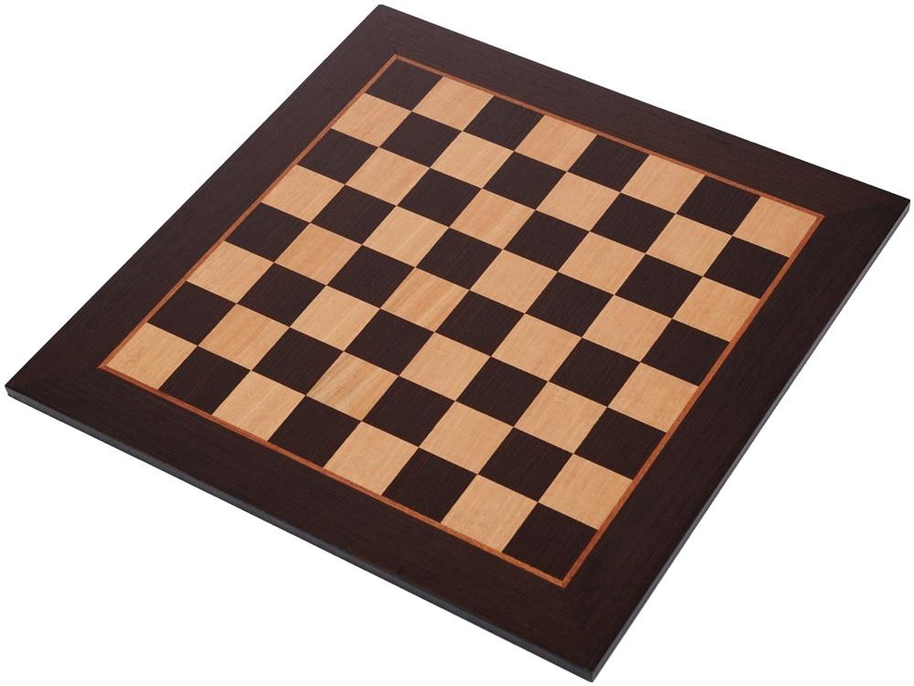 Σκακιέρα MANOPOULOS μαρκετερι wenge 50x50cm
