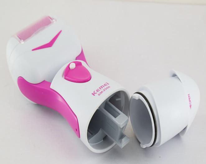 Συσκευή αφαίρεσης κάλων - ηλεκτρική λίμα ποδιών Kemei 2500