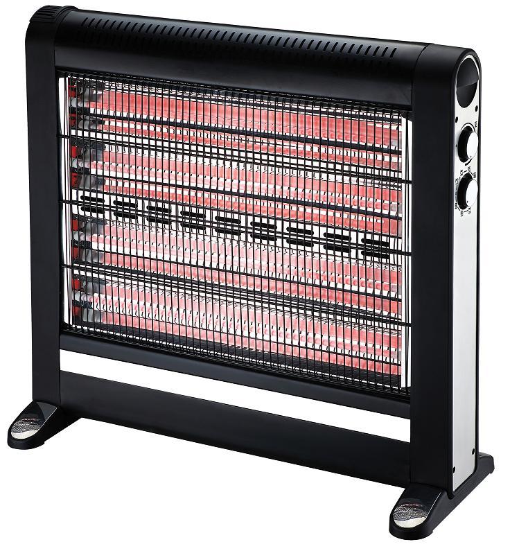 Θερμάστρα χαλαζία με υγραντήρα 2400Watt SILVER LX 1501