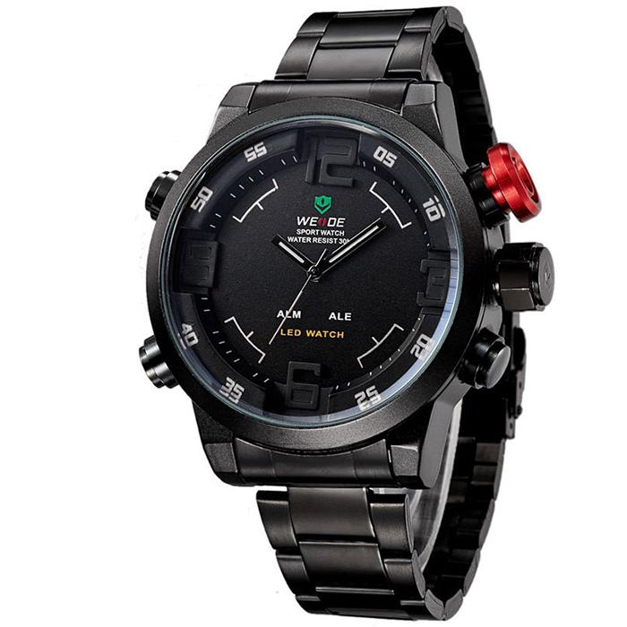 Ανδρικό ρολόι χειρός Weide 10104 84f6ab38726
