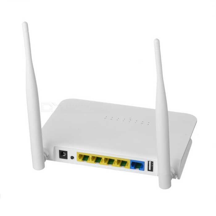 Ασύρματος δρομολογητής Wi-Fi 300Mbps με USB Access Point Repeater EDUP EP-RT2625
