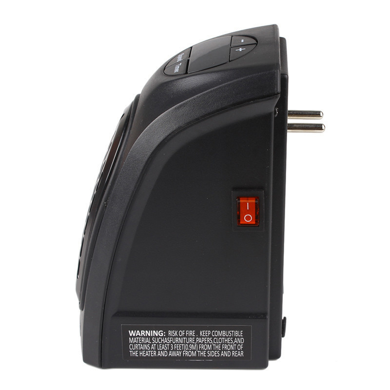 Eξυπνη μίνι σόμπα Πρίζας 350Watt Handy Heater