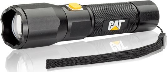 Φακός Αλουμινίου Επαναφορτιζόμενος CREE LED 420 Lumens CATERPILLAR CT2405