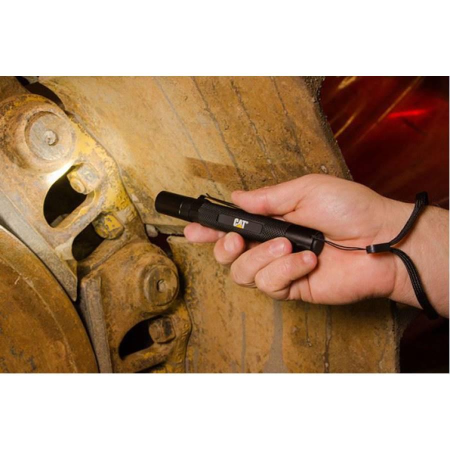 Φακός Αλουμινίου Χειρός Στυλό CREE LED 100 Lumens CATERPILLAR CT12351P