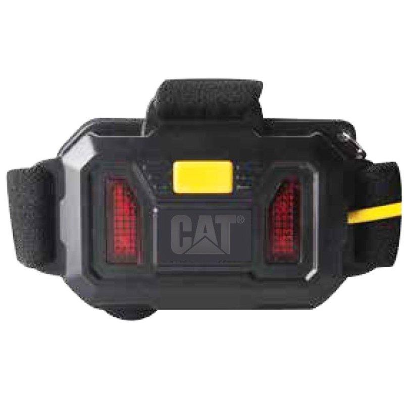 Φακός Κεφαλής 4 Λειτουργιών COB LED 120 & 250 Lumens CATERPILLAR CT4120