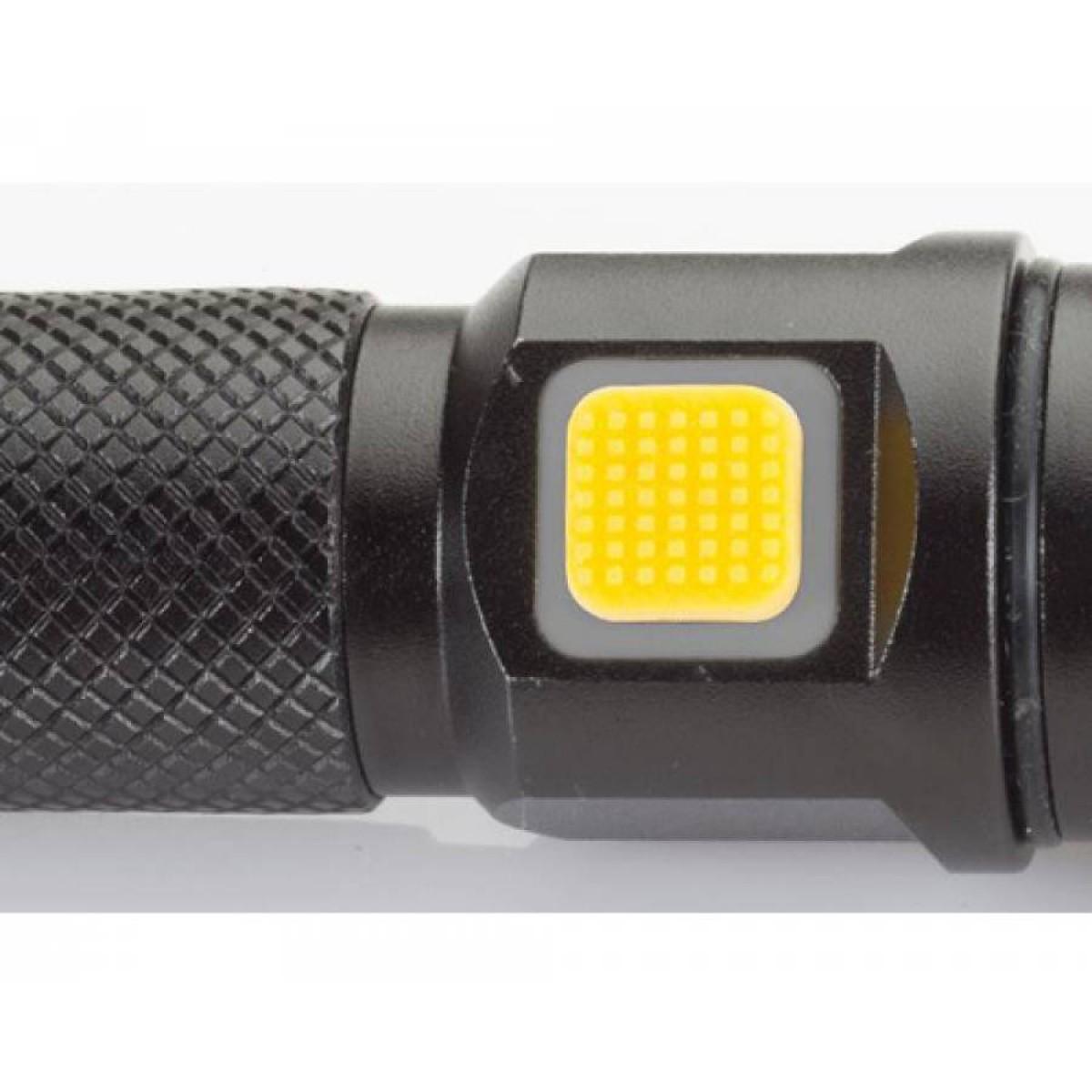 Φακός αλουμινίου με εστίαση δέσμης CREE LED 220 Lumens CATERPILLAR CT2400