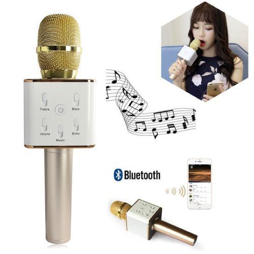 Φορητό ασύρματο μικρόφωνο καραόκε με ηχείο Tuxun Q7