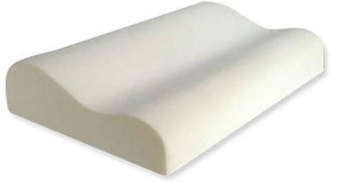 Μαξιλάρι Ύπνου δύο επιπέδων 65 x 45 cm Latex IDILKA 11840