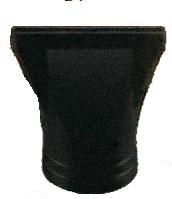 Πιστολάκι σεσουάρ μαλλιών 2500W SONAR SN-7715