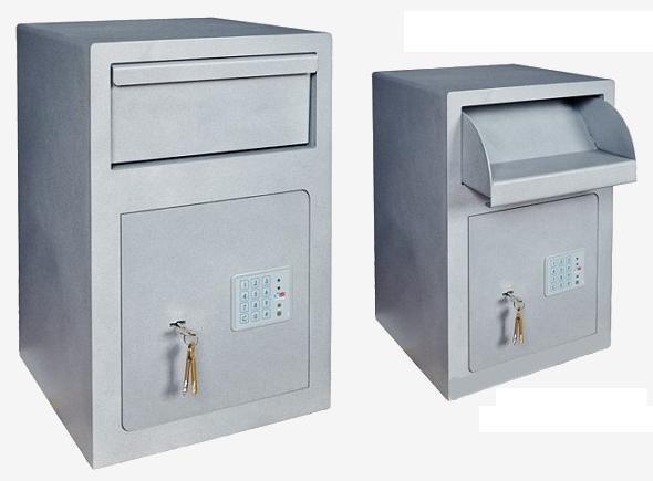 Χρηματοκιβώτιο καταθέσεων με καταπακτή DEPOSITO E-60-T