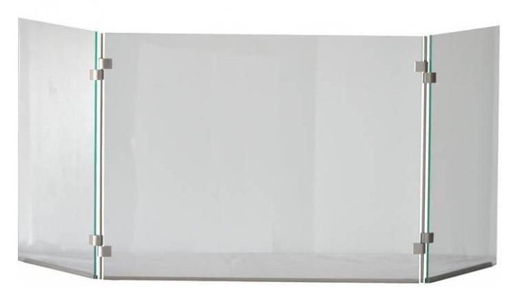 Προστατευτική σίτα από γυαλί για το τζάκι Ecohot