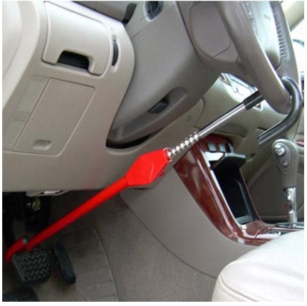 Αντικλεπτικό μπαστούνι για την  κλειδαριά τιμονιού αυτοκινήτου R11