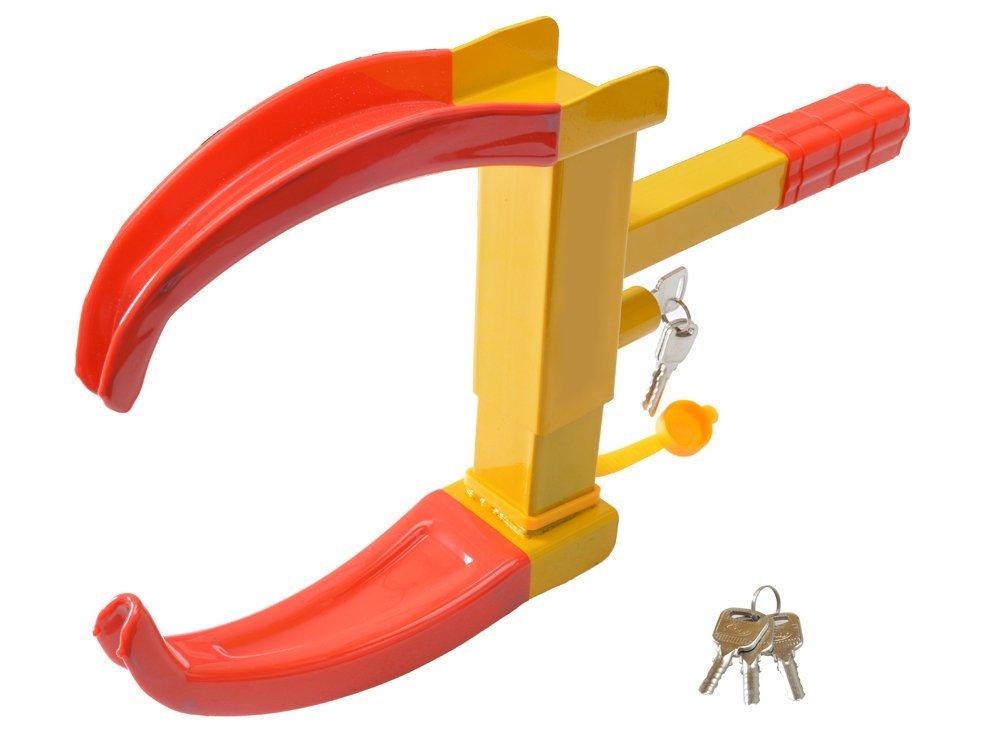 Δαγκάνα Τροχού Αυτοκινήτου σφιγκτήρας κλειδώματος  Wheel Lock Clamp