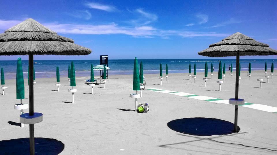 Χρηματοκιβώτιο ομπρέλας παραλίας Cycle