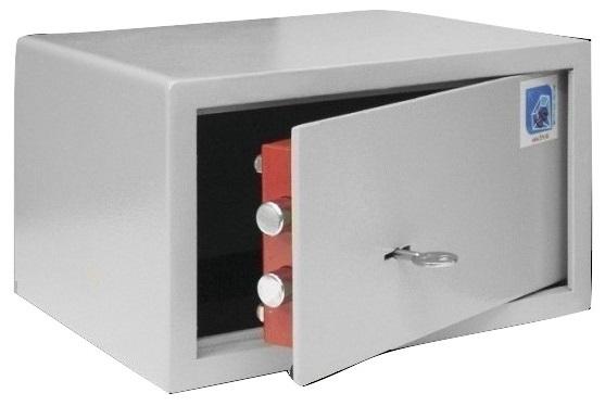 Χρηματοκιβώτιο – οπλοκιβώτιο για πιστόλια 17 x 28 x 23 cm BTV MINI 23