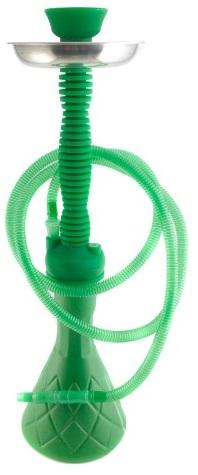Ναργιλές 50cm Πράσινος Από Σιλικόνη HOK06G
