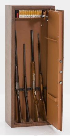 Οπλοκιβώτιο 5 όπλων 140 x 26 x 23 cm VIRO L4