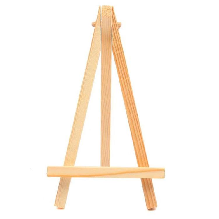 Μίνι Καβαλέτο ζωγραφικής ξύλινο 32x25cm Foska