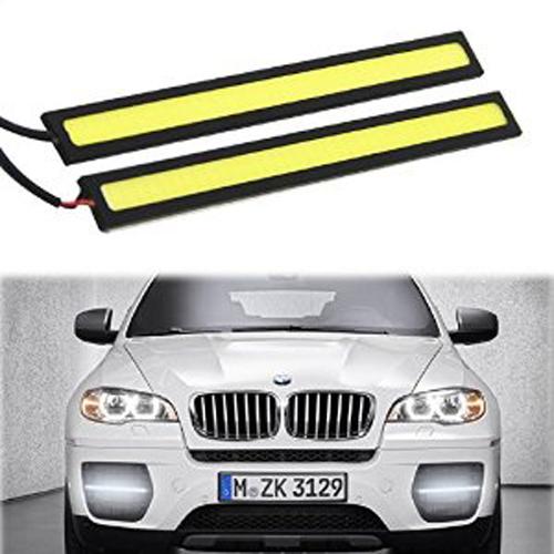 Προβολάκια - Φώτα Ημέρας Αυτοκινήτου 12w LED Daytime Running Lights Keen JHD058