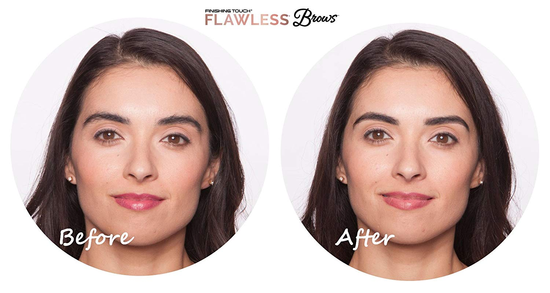 Συσκευή Αποτρίχωσης & Περιποίησης Φρυδιών Flawless Brows