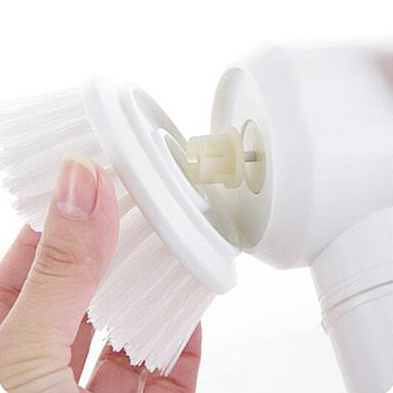 Πολυχρηστική Βούρτσα για Καθάρισμα Κουζίνας, Μπάνιου, Υφασμάτων και Επιφανειών 5 σε 1 OEM Magic Brush