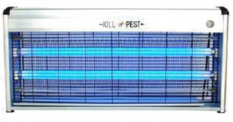 Ηλεκτρικό εντομοκτόνο 2 Χ 20 W AD PEST KILLER 40 W