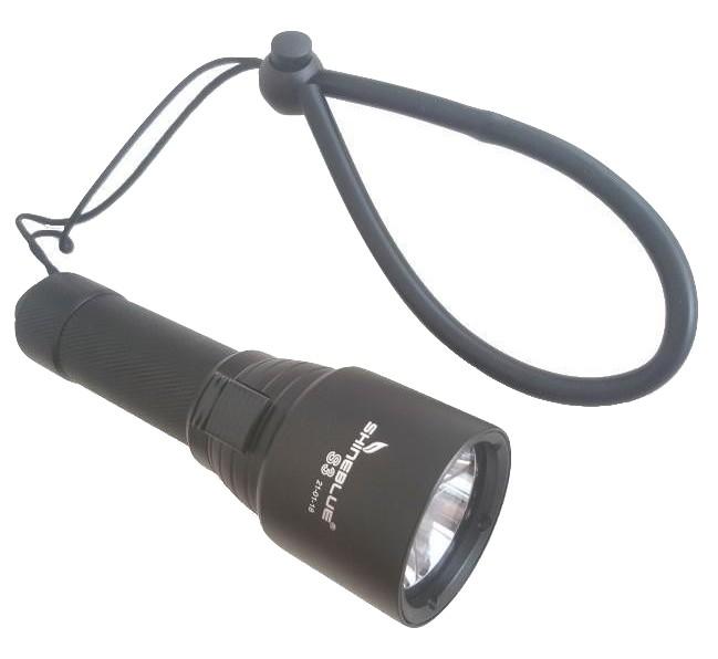 Επαναφορτιζόμενος Καταδυτικός Φακός LED 300Lm 100m  ShineBlue S3