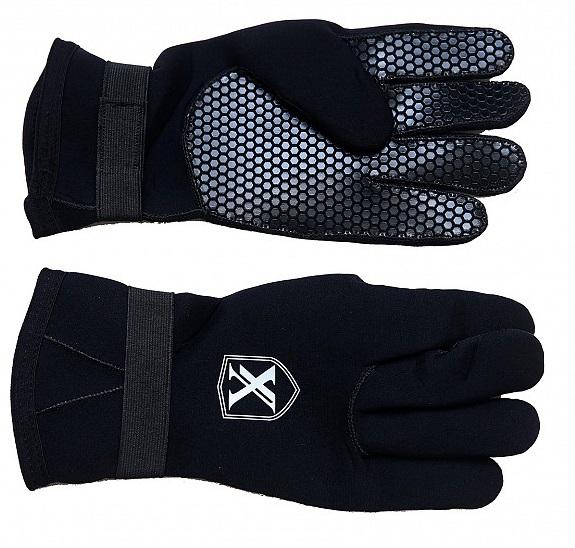 Γάντια κατάδυσης 3,5mm μαύρα XIFIAS  ANTISLIDE 866