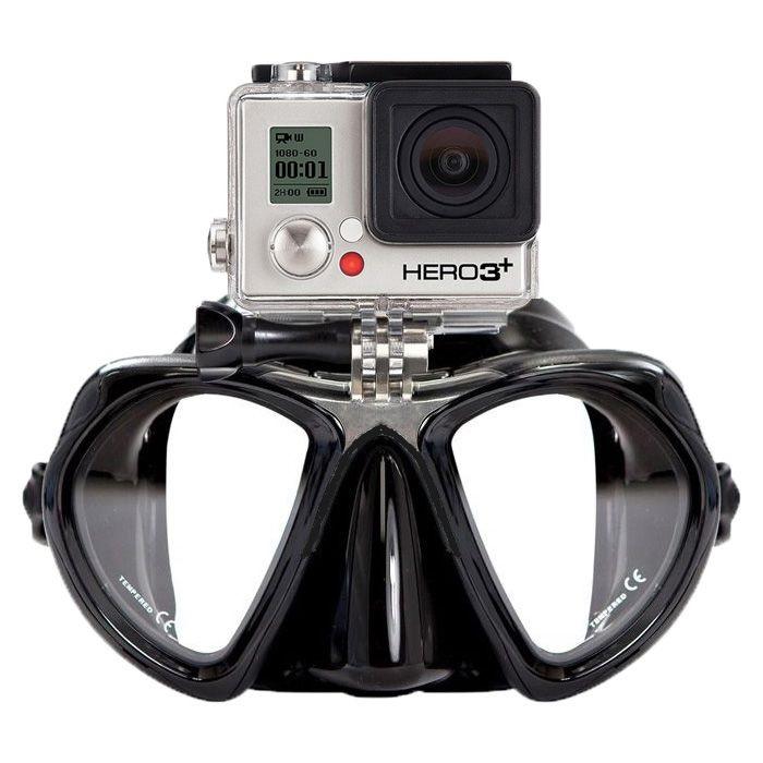 Μάσκα Κατάδυσης από Σιλικόνη με βάση κάμερας Sillicone Mask Xifias 803K
