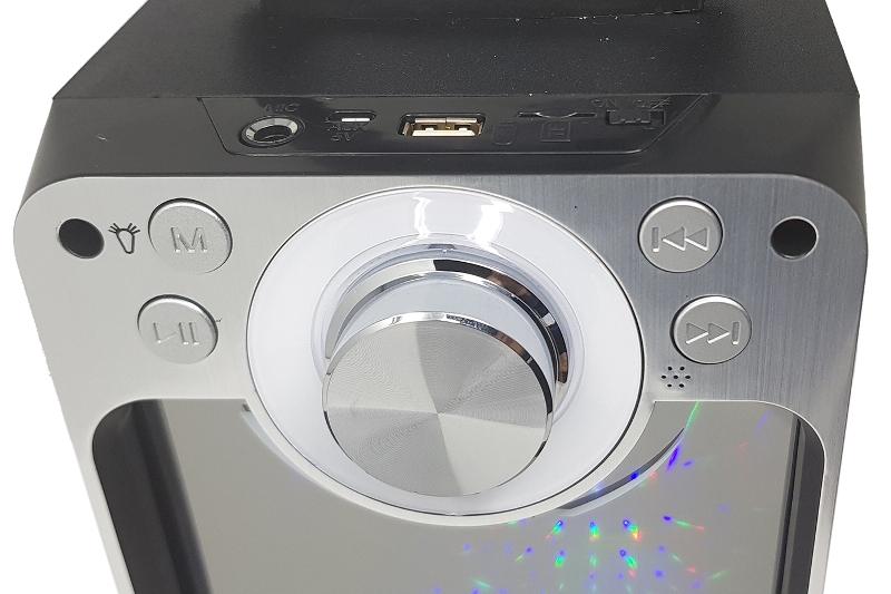 Φορητό ηχοσύστημα Bluetooth USB/TF/Ράδιο- CMIK MK-618