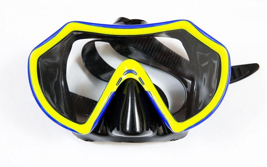 Μάσκα Κατάδυσης Σιλικόνη Siliter Mask Xifias 838