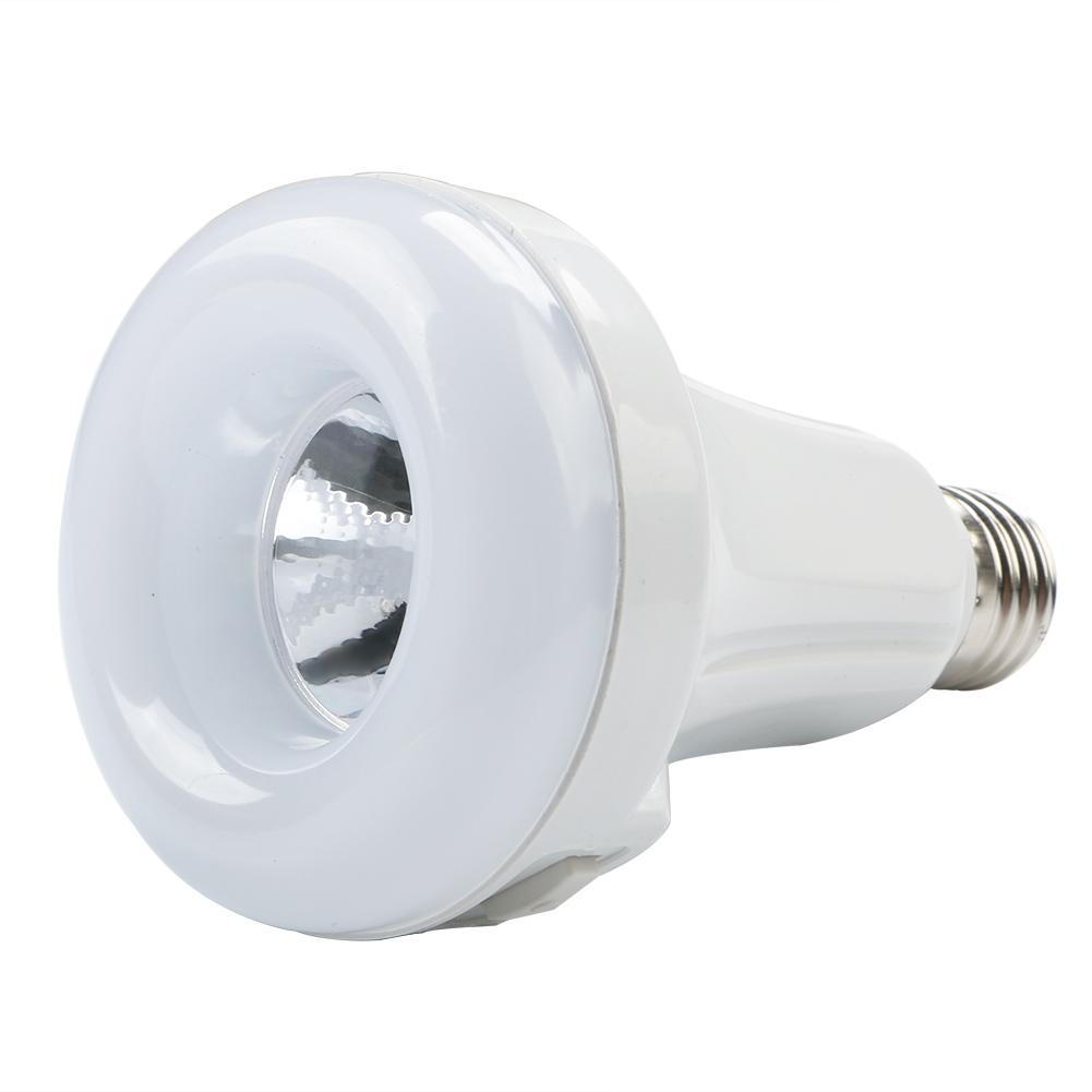 Επαναφορτιζόμενη Λάμπα Ασφαλείας 9W LED E27 AC Enjoydea 175-265V