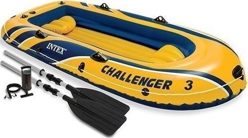 Φουσκωτή Βάρκα 259x137x43cm INTEX Challenger 3 68370